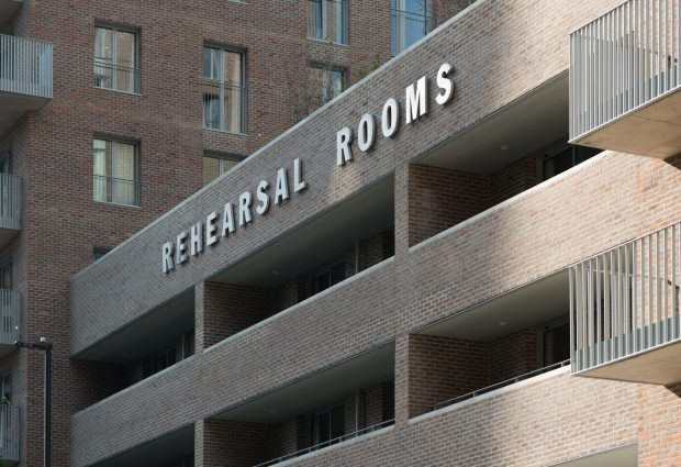 The inspiration behind the name of our apartments? The BBC's former Television Rehearsal Rooms...