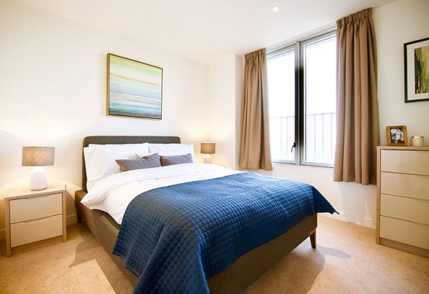 Comfort and warmth; our generous double bedrooms guarantee a good night's sleep
