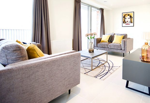 Bright, light and spacious; the living spaces of our last few apartments are full of life and energy