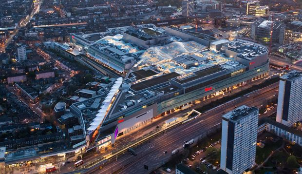 Westfield is the definitive shopping destination in West London
